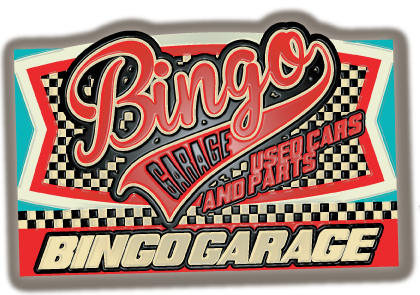 BINGO GARAGE/USED CARS AND PARTS